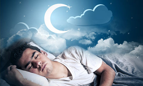 اینفوگرافی: ۶ ترفند خواب راحت شبانه