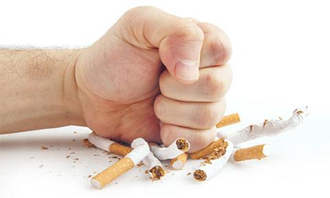 اینفوگرافی: ۶ مرحله سلامتی بدن بعد ترک سیگار