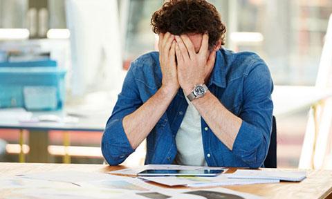 اینفوگرافی: ۸ تاثیر منفی استرس مزمن بر بدن