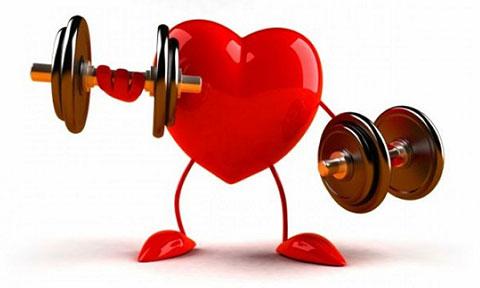 اینفوگرافی: ۴ اقدام مهم برای قوی کردن قلب