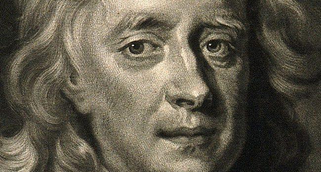 حقایقی در مورد اسحاق نیوتون