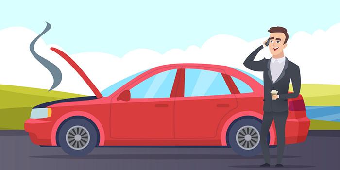 ویدئوی مکالمات انگلیسی؛ تعمیر کردن یک خودرو