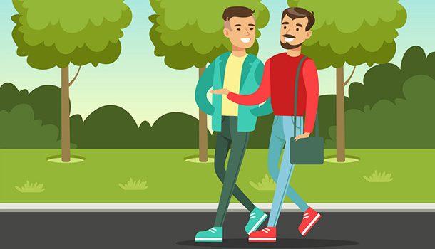 مکالمات کاربردی انگلیسی؛ دیدار دو دوست در خیابان