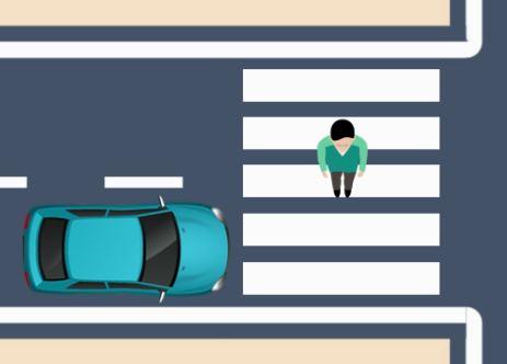 خطوط عرضی در رانندگی